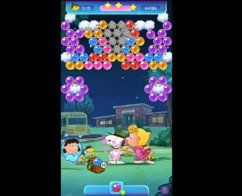 Jam City Releases Mobile Game for Snoopy Fans