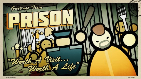 Prison Architect Gets a Soft Launch of Mobile Version