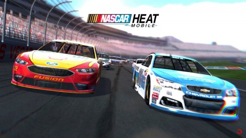 'Nascar Heat' Now Officially Launched on Mobile