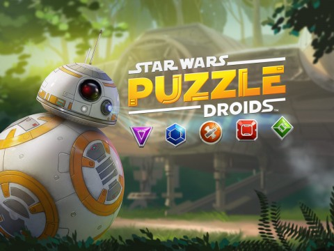Disney Releases The Latest Star Wars Game: Star Wars Puzzle Droids