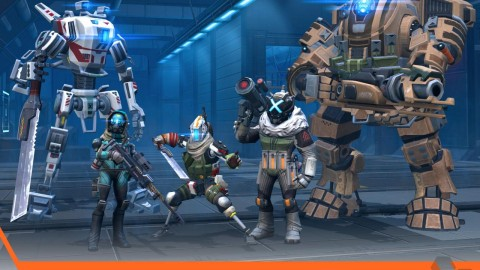 Titanfall's Latest Release is a Real Time Strategy Mobile Game