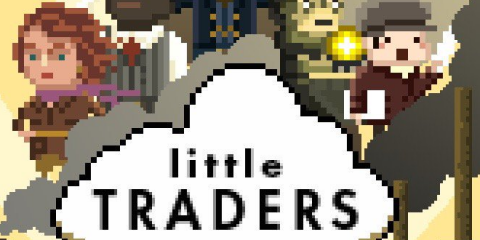 Beat Your Friend in a Stock Market Face-Off in Little Traders 2