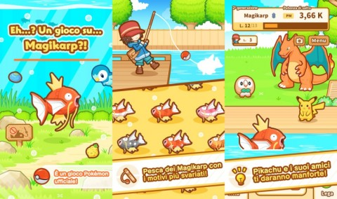 Pokemon: Magicarp Jump Soft Launch