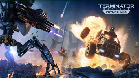 New Terminator Franchise Game Announced for Mobile