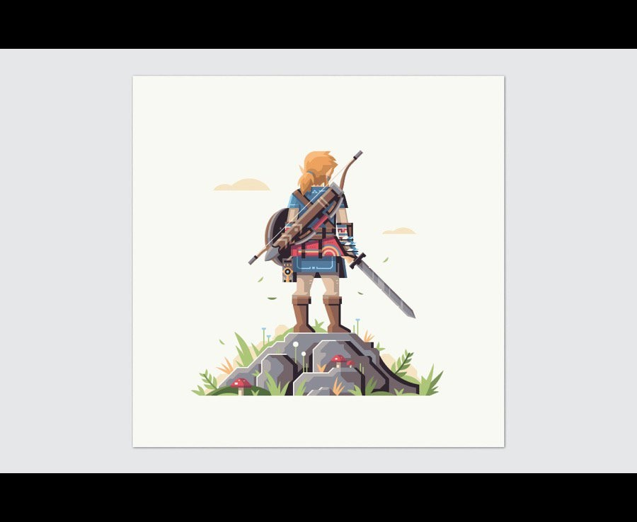 These Beautiful Zelda Designs Gives Us a Teaser of the Mobile Game