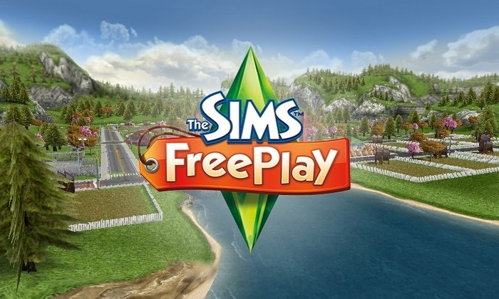 A Quick Look Into The EA Mobile Game 'The Sims Freeplay'