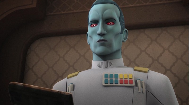 New Character 'Admiral Thrawn' Joining Star Wars: Galaxy of Heroes