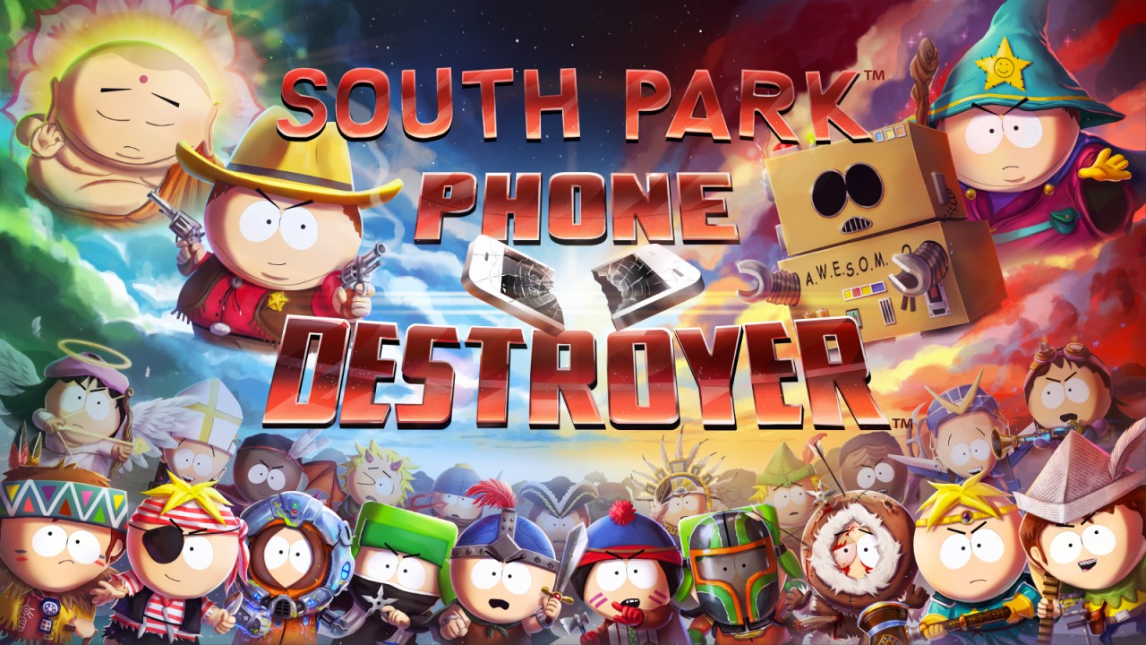 Ubisoft Unveils New Mobile Game at E3: South Park Phone Destroyer