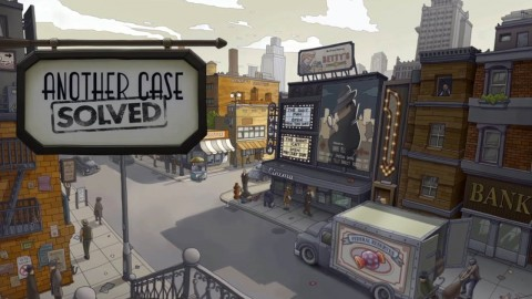 'Another Case Solved' is Your Chance for Simple Detective Work