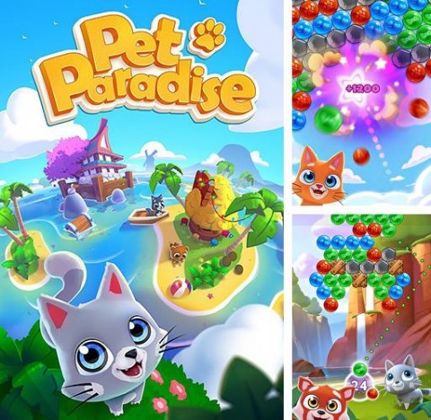 New Mobile Game Company TreasureHunt Promotes Debut Game, Pet Paradise