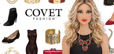 Covet Fashion: The Game Where You Can Play and Shop Too