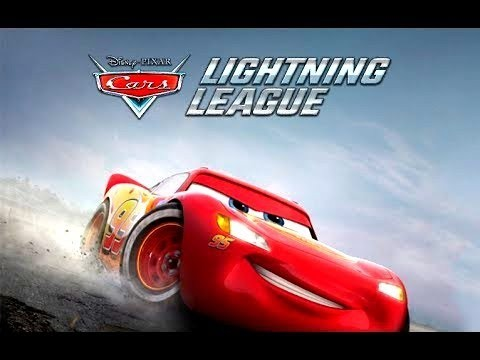 Disney Releases New Racing Game: Cars Lightning League