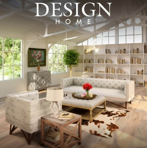 Bring Out Your Inner Interior Designer with 'Design Home'