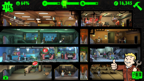 Fallout Shelter is One of the Most Addictive Free Strategy Game You'll Ever Play