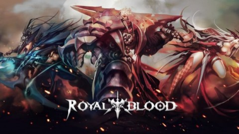 Mobile MMORPG 'Royal Blood' Set for Global Release in 2017