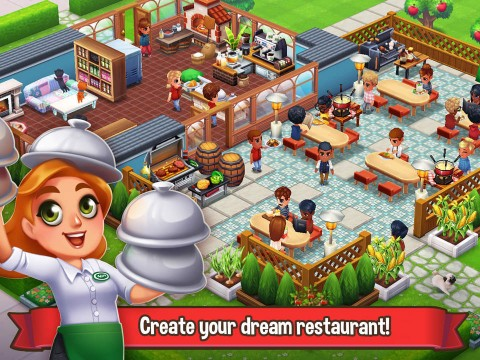 Food Street: Run Your Own Restaurant