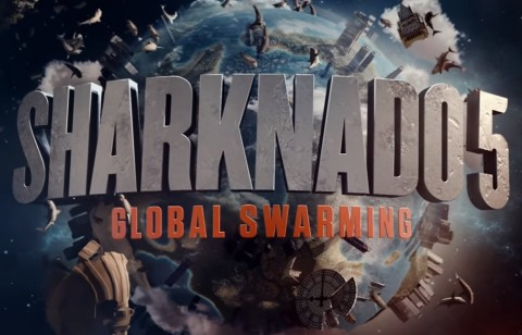 Sharknado: ShARkmented Reality is Released Ahead of New Sharknado Movie