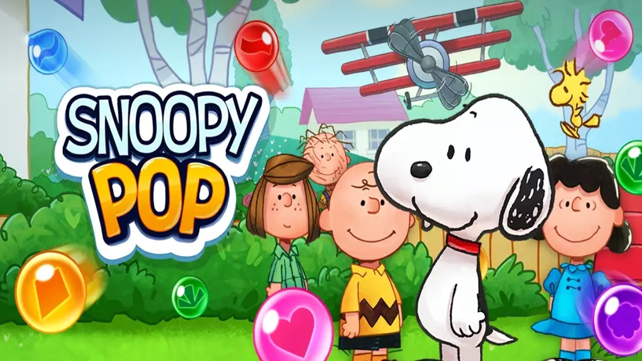 Play 'Snoopy Pop' and Help Some People in Need Meet Their Furry Friends