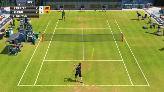 SEGA Forever Adds New Game 'Virtua Tennis' to Its Repertoire