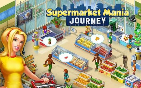 'Supermarket Mania: Journey' Will Bring You to the Top of the Retail Game