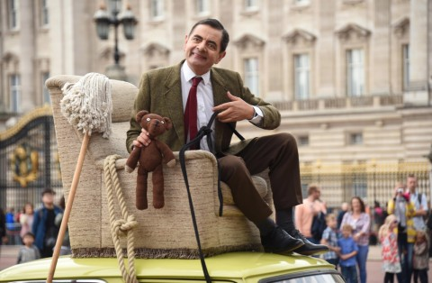 Mr Bean is Your Tourist Guide to London in New Mobile Game