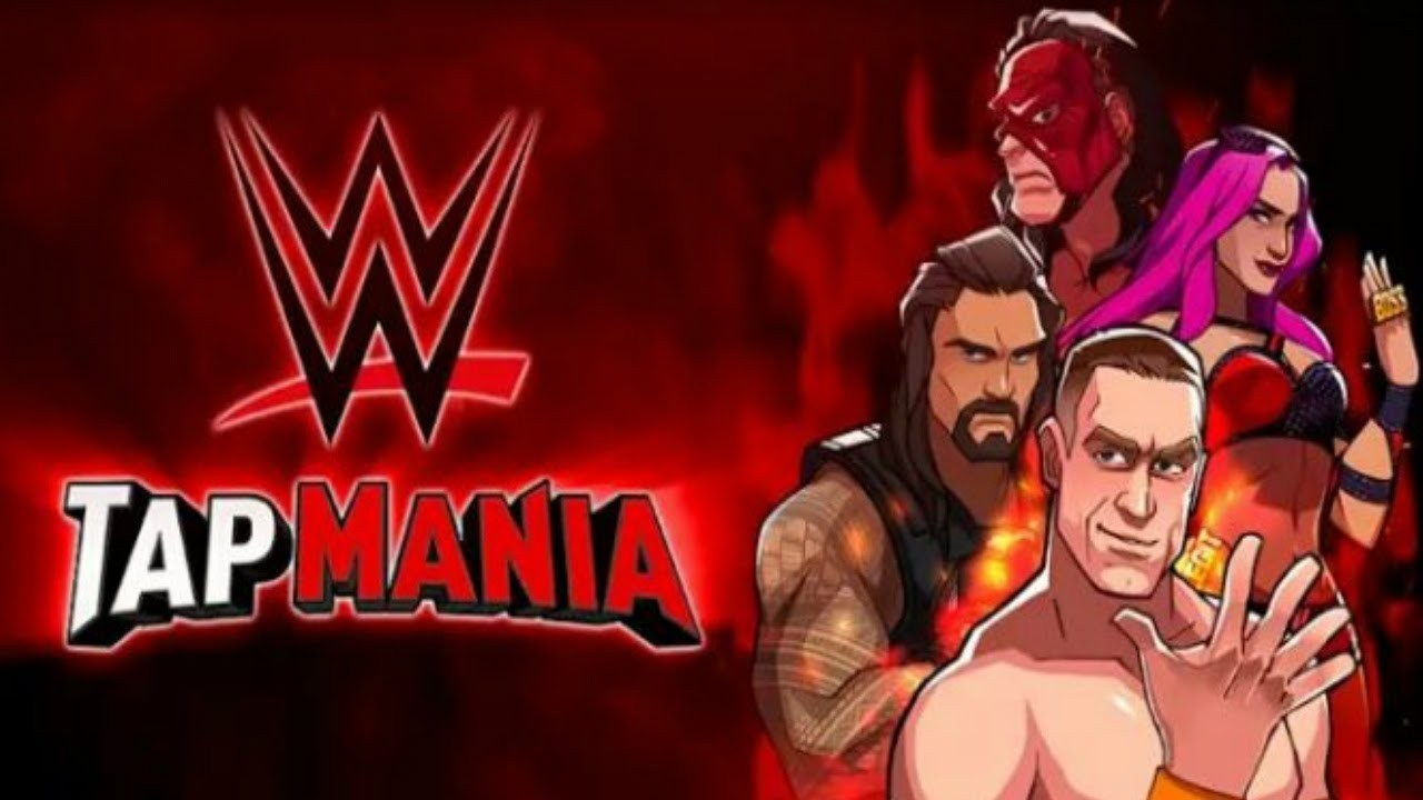 SEGA Teams Up With WWE to Launch WWE Tap Mania
