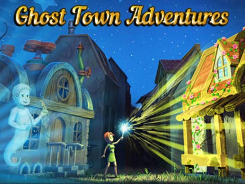 Play Ghost Town Adventures if You're into Simple Tapping Puzzles
