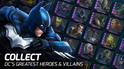 DC Legends Introduces Two New Characters