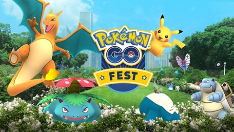 Pokemon GO Fest Postponed