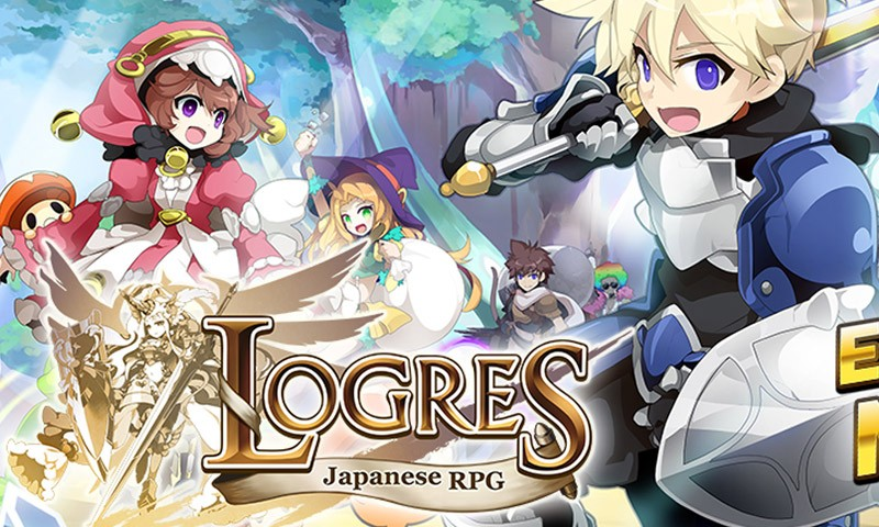 Logres: Japanese RPG Now Available Worldwide
