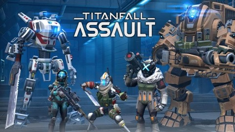 First Person Shooter Titanfall Now Has a Mobile Game Spinoff
