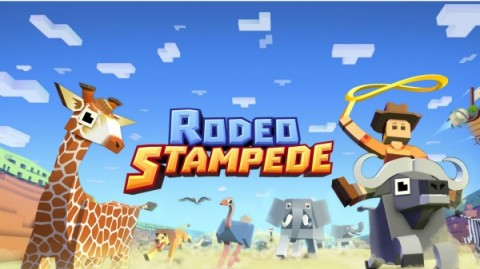 Rodeo Stampede Surpasses 80 Million Downloads in Just over a Year