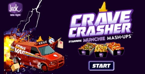 Fast Food Chain Jack in the Box Uses Mobile Game in Latest Marketing Campaign