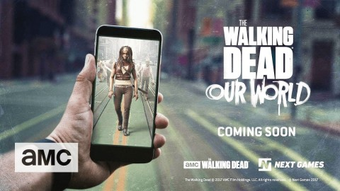 Heart Pumping 'Walking Dead: Our World' Trailer is Out!