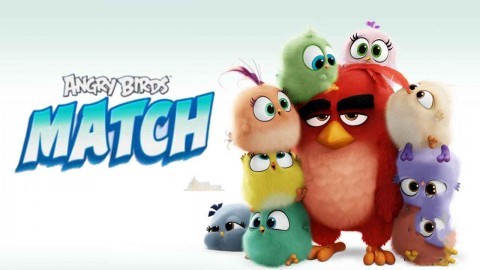 'Angry Birds Match' is the Newest Offering From the Angry Birds Franchise