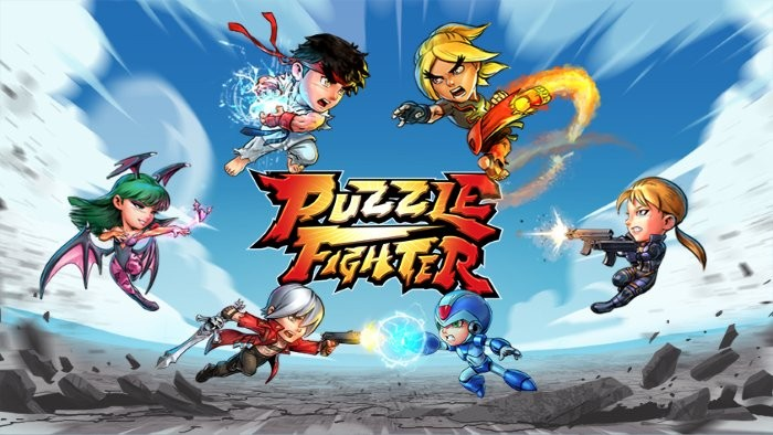 Capcom Introduces 'Puzzle Fighter' for Mobile