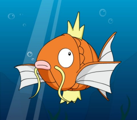 Watch Hilarious Video of Pokemon Go Raid with Only Magicarps