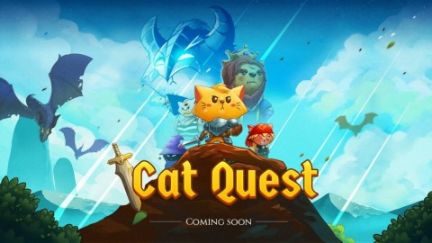 Cat Quest: Award Winning Cute Open World RPG Coming to Android