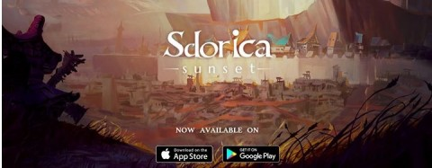 Insane but Amazing Mobile Developer RayArk's Sdorica -Sunset- is now out!