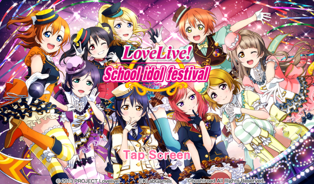 Love Live! School Idol Festival: Aweapps Review