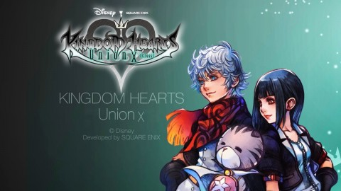 Kingdom Hearts Union X [Cross] Collaboration Event with Disney Tsum Tsum Now On