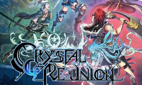 Crystal of Re:Union- New Anime Mobile MMO Pre-release Event Now Open