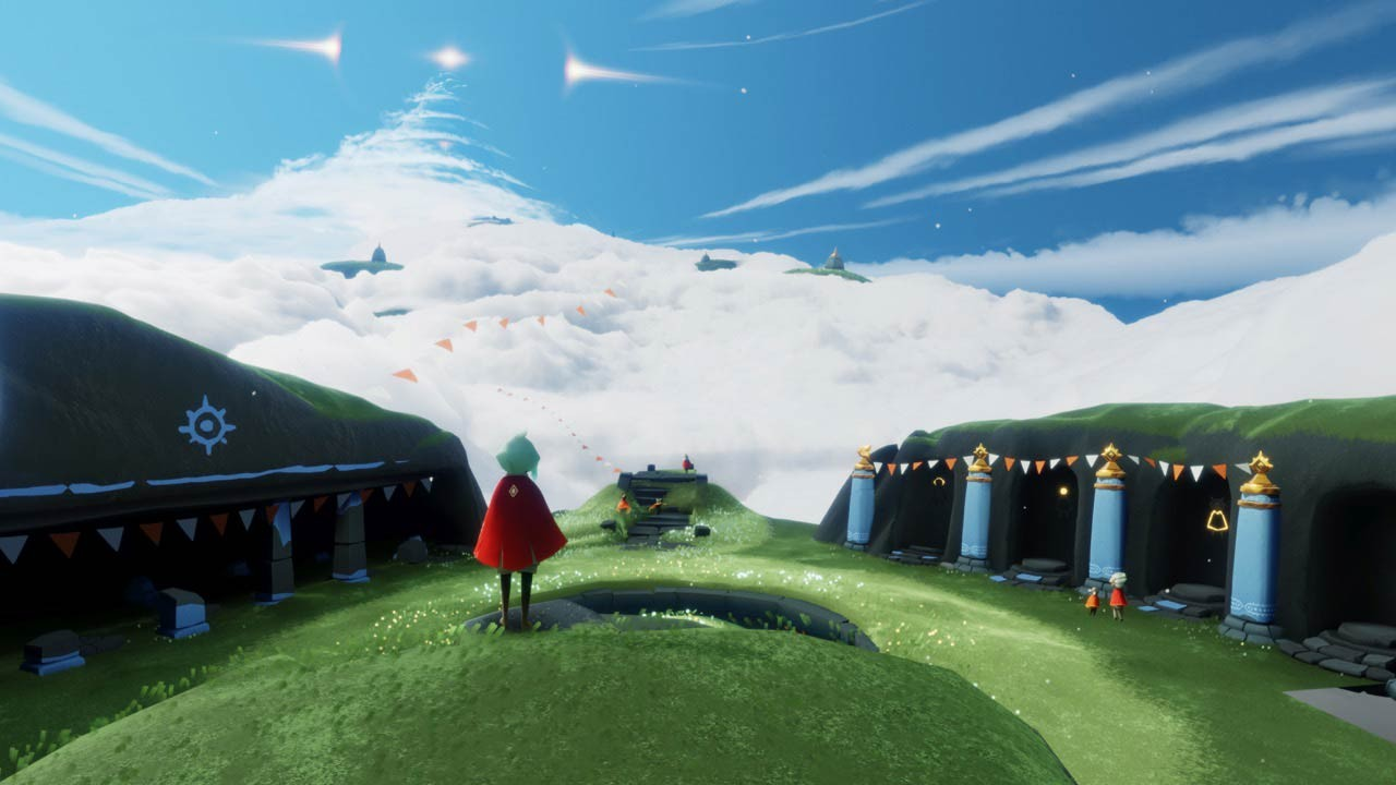 Company Behind Award Winning Game 'Journey' Releases New Title 'Sky'