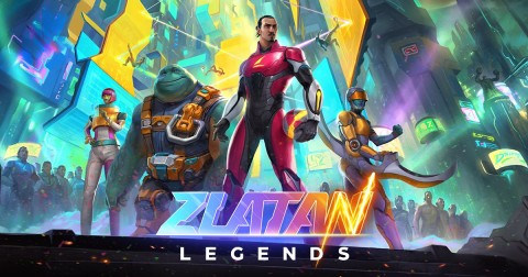 Zlatan Legends Opens Up Pre-registration Page for Android