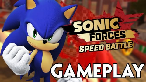 Sonic Forces: Speed Battle is the Latest Sonic the Hedgehog Game for Mobile