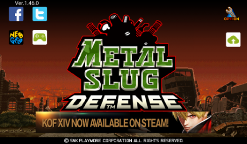 Metal Slug Defense Review