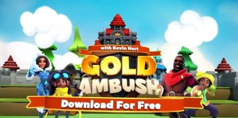 Hollywood Comedian Kevin Hart Releases Family Themed Mobile Game
