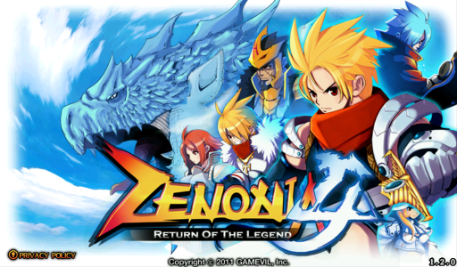 Zenonia 4 Mini Review