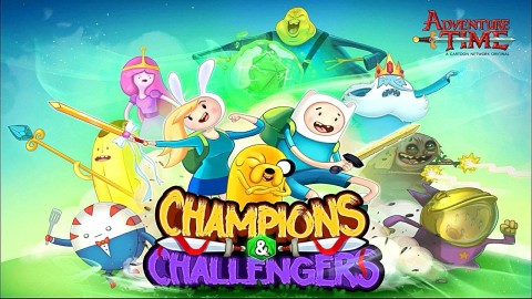 'Champions and Challengers: Adventure Time' is a New Treat for Fans