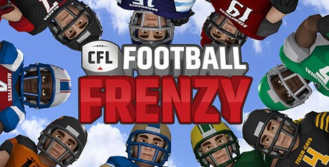 CFL Football Frenzy is an Amazing Game for Canadian Football Fans